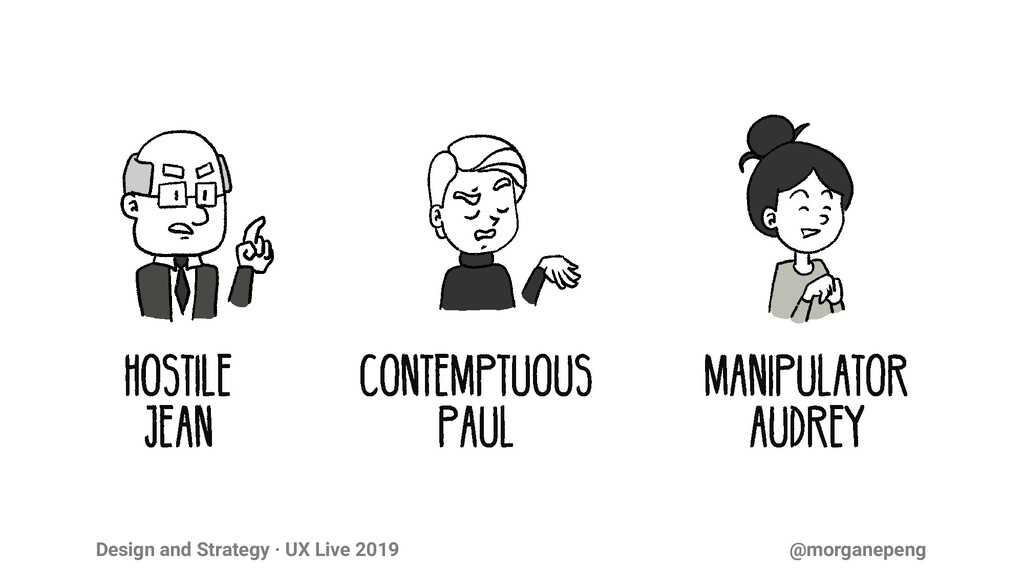 UX Live · November 2019 · Design and Strategy @...