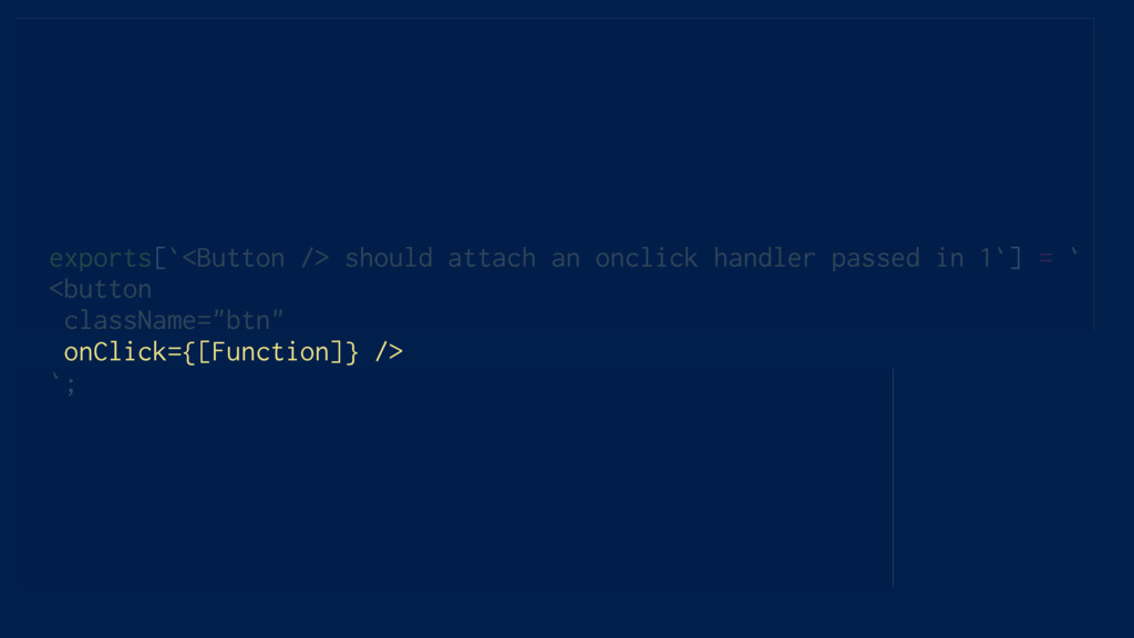 exports[`<Button /> should attach an onclick ha...