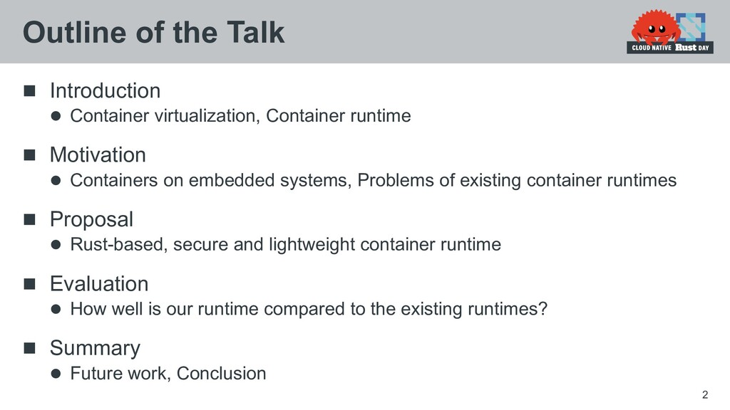  Introduction  Container virtualization, Cont...