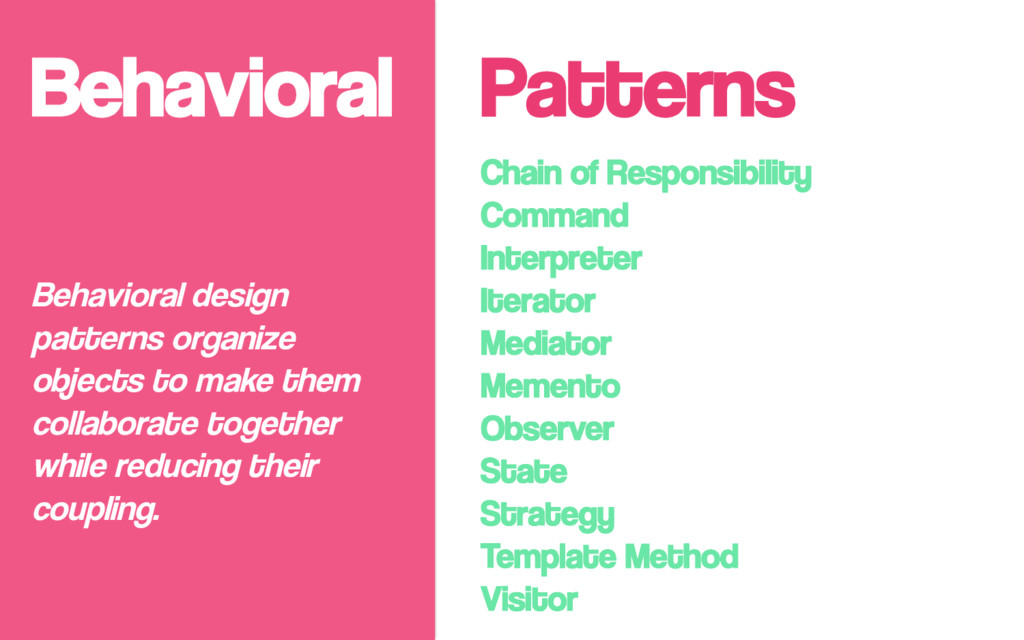 Behavioral Chain of Responsibility Command Inte...