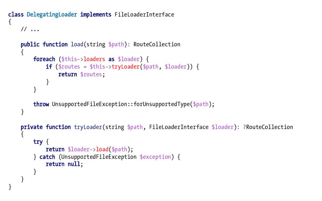 class DelegatingLoader implements FileLoaderInt...