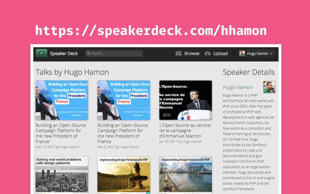 https://speakerdeck.com/hhamon