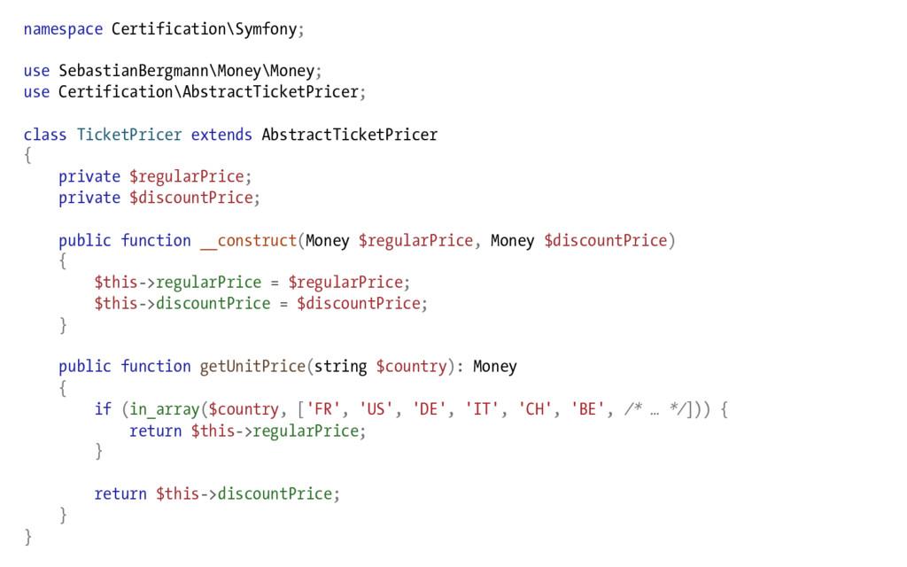 namespace Certification\Symfony; use SebastianB...