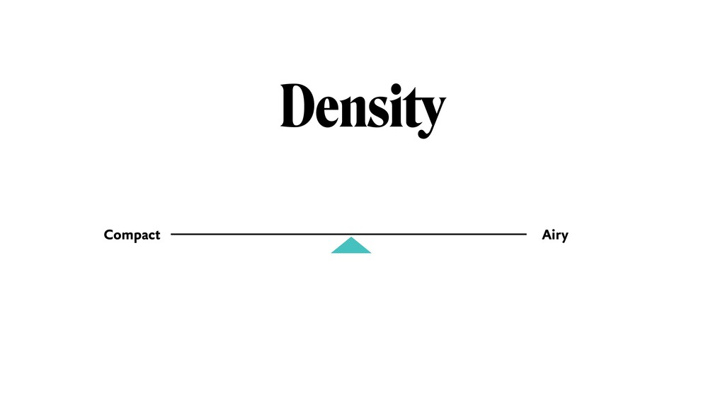 Density Compact Airy