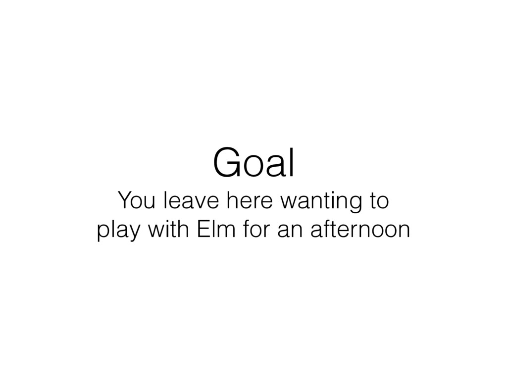 Goal