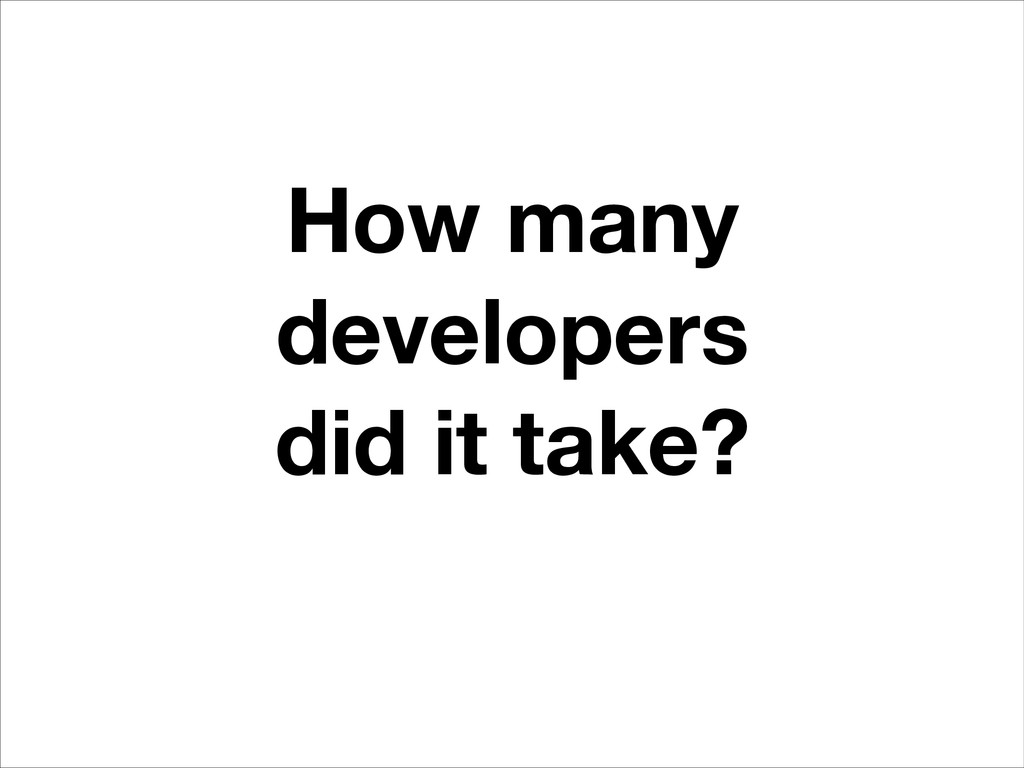 How many 