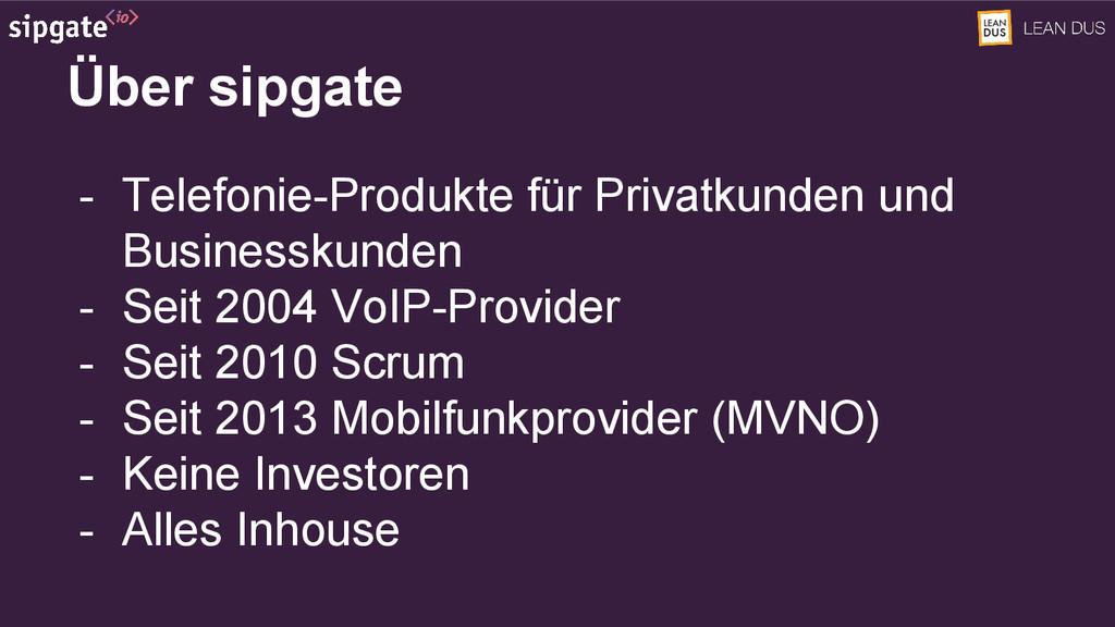 Über sipgate - Telefonie-Produkte für Privatkun...