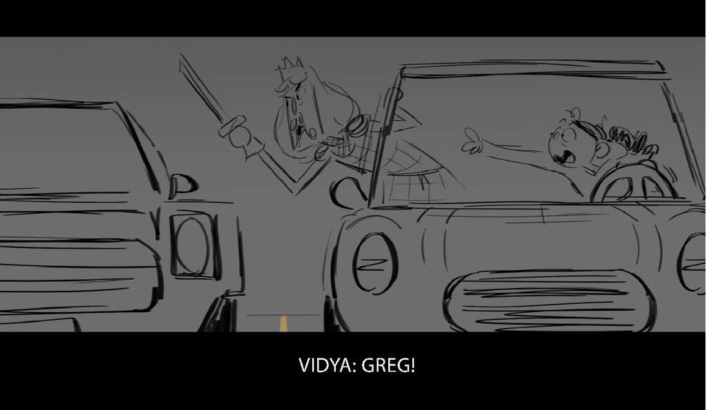 V I D Y A : G R E G !