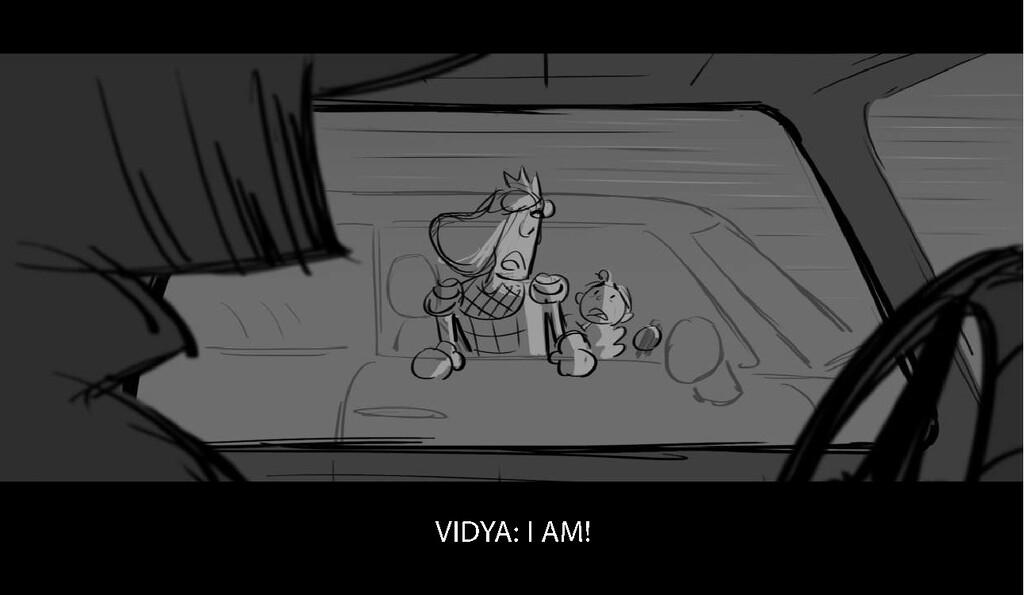 V I D Y A : I A M!