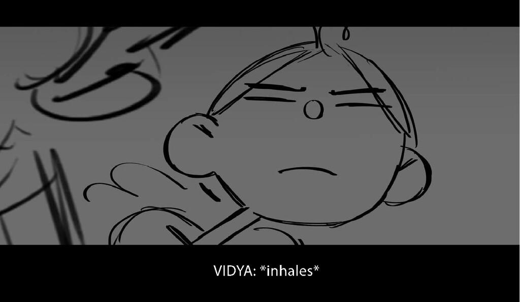 V I D Y A : * i n h a l e s *