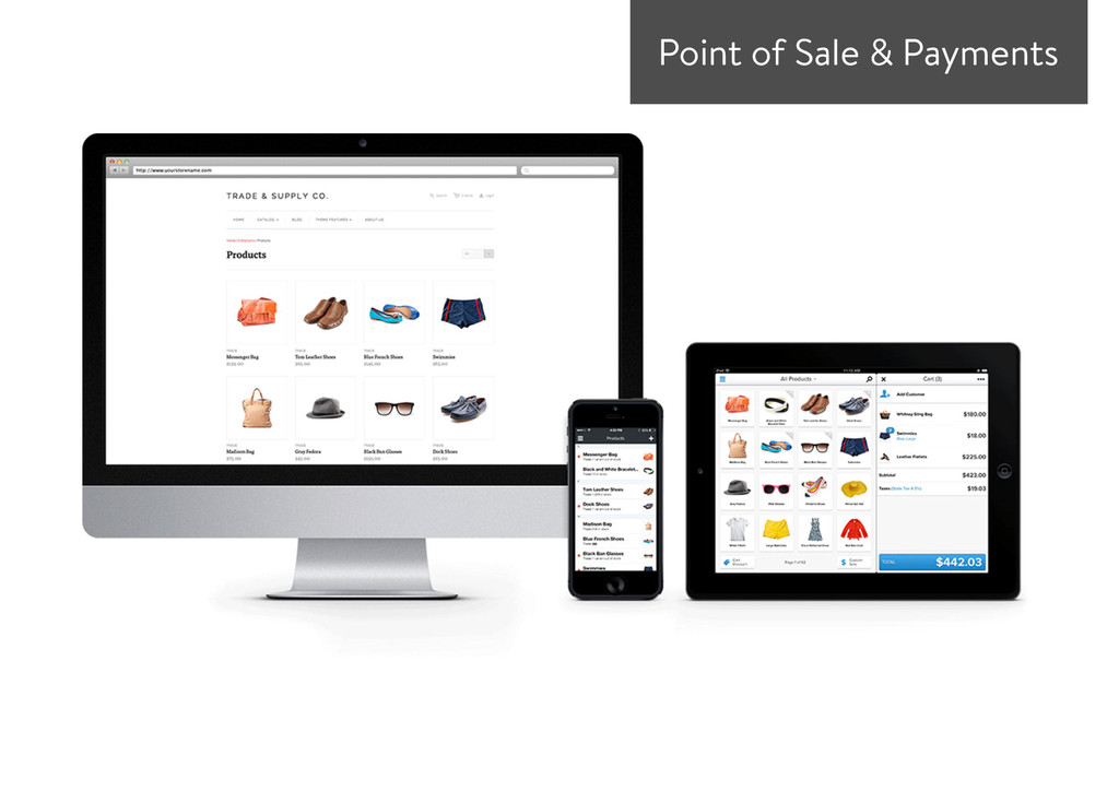 Point of Sale & Payments