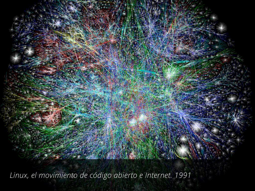 Linux, el movimiento de código abierto e Intern...