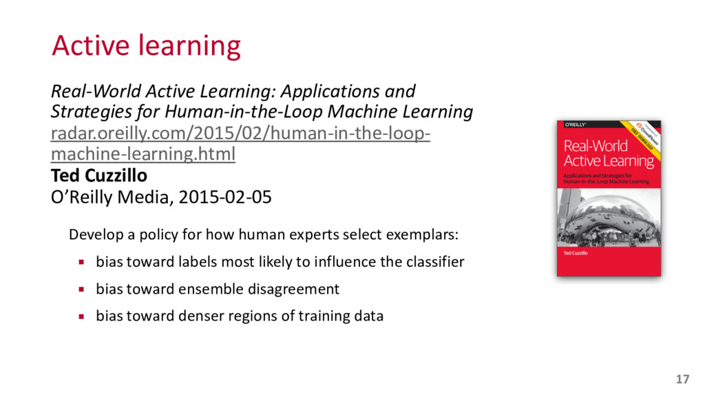 Active learning Real-‐World Active Le...