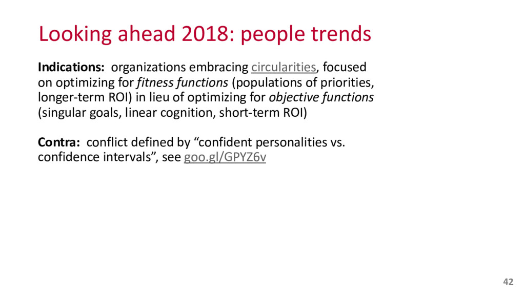 Looking ahead 2018: people trends I...
