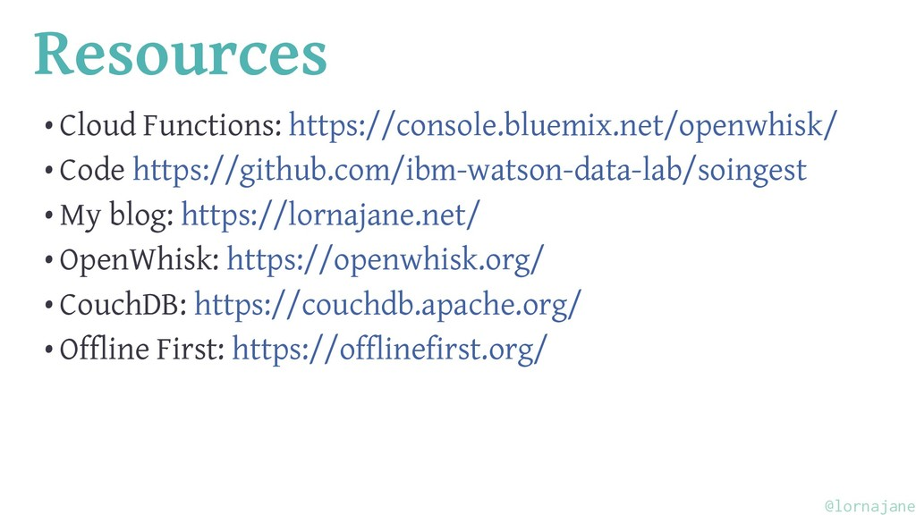 Resources • Cloud Functions: https://console.bl...