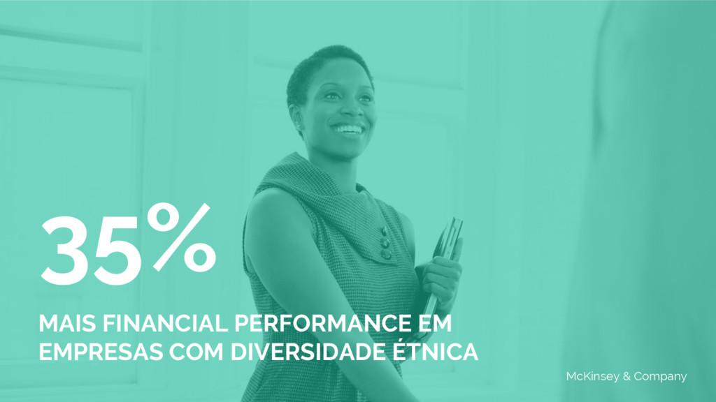 McKinsey & Company MAIS FINANCIAL PERFORMANCE E...