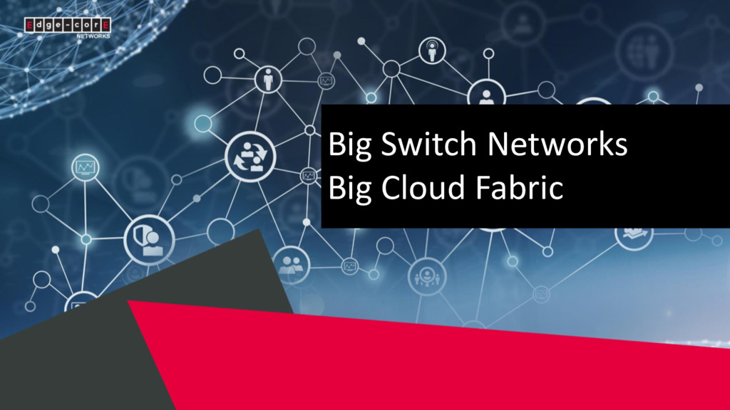 Big Switch Networks Big Cloud Fabric