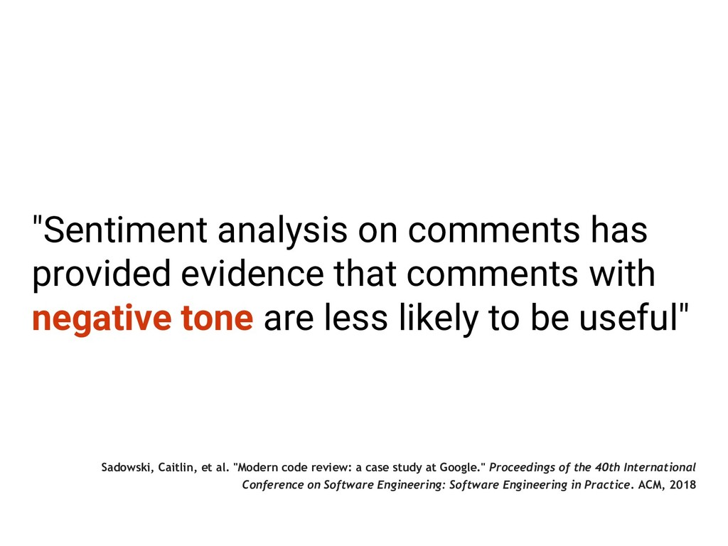 """Sentiment analysis on comments has provided ev..."
