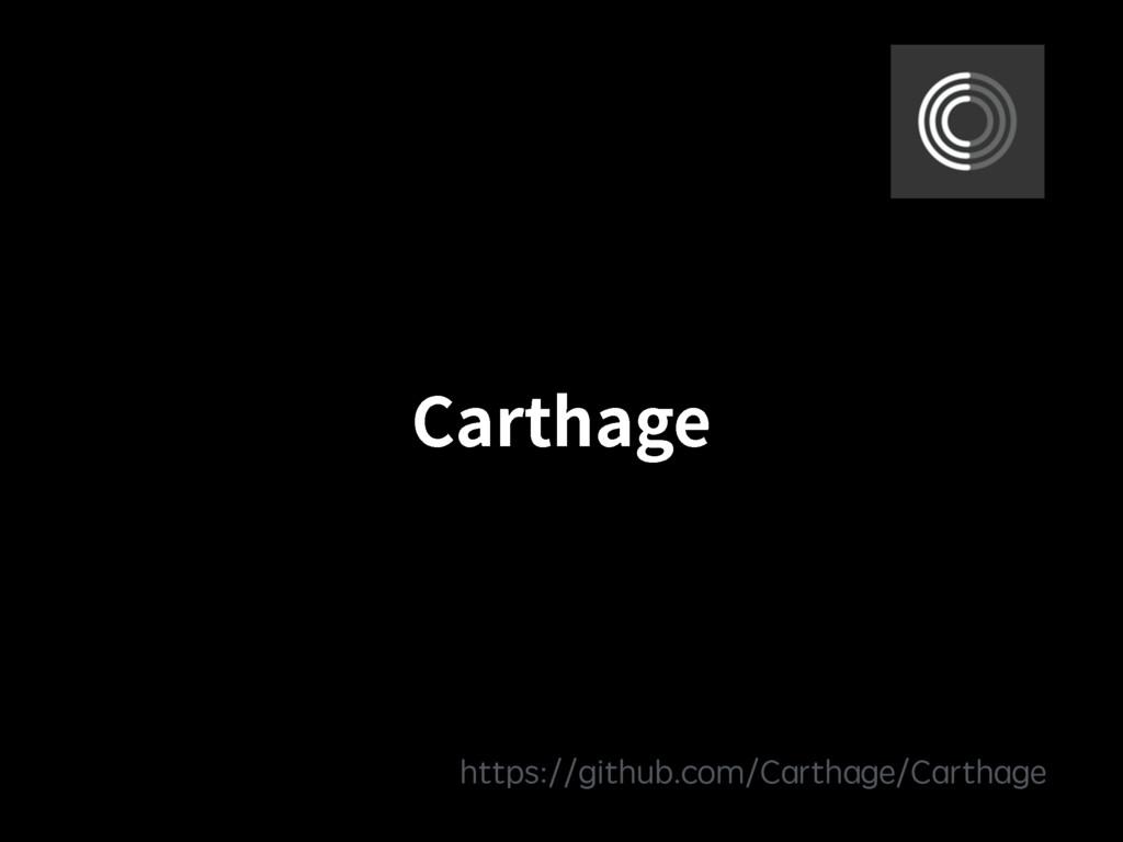 $BSUIBHF https://github.com/Carthage/Carthage