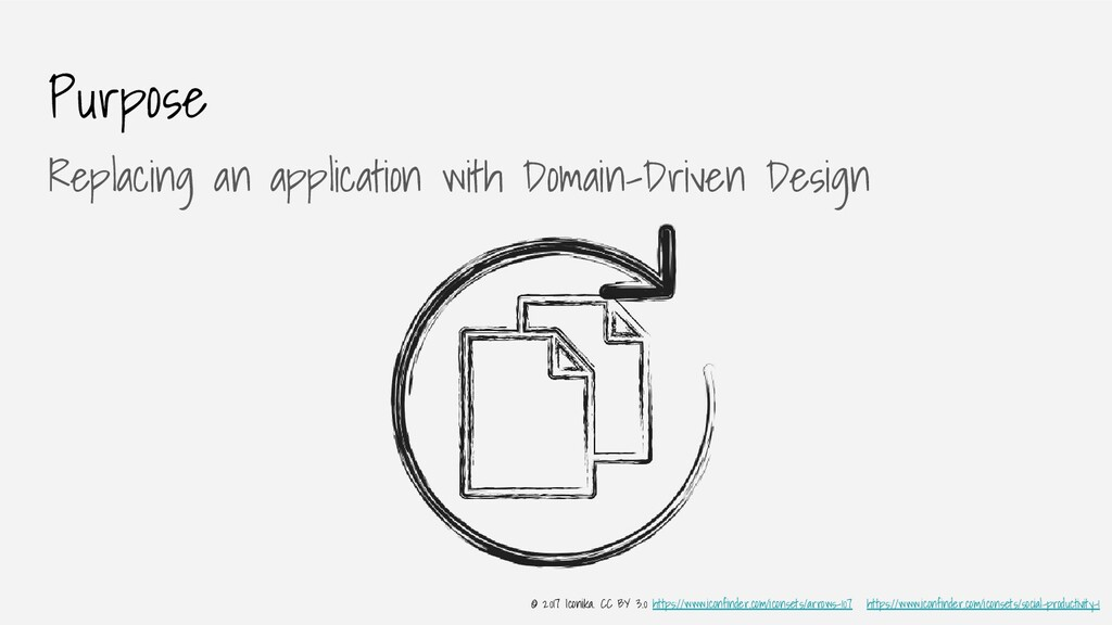 Purpose Replacing an application with Domain-Dr...