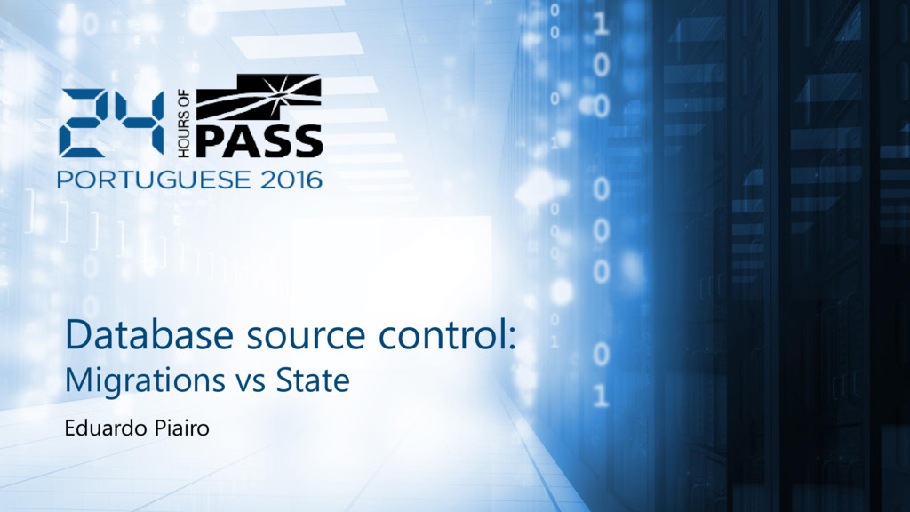 Database source control: Migrations vs State Ed...