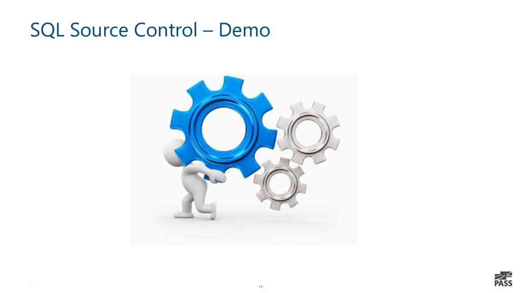 14 SQL Source Control – Demo 14
