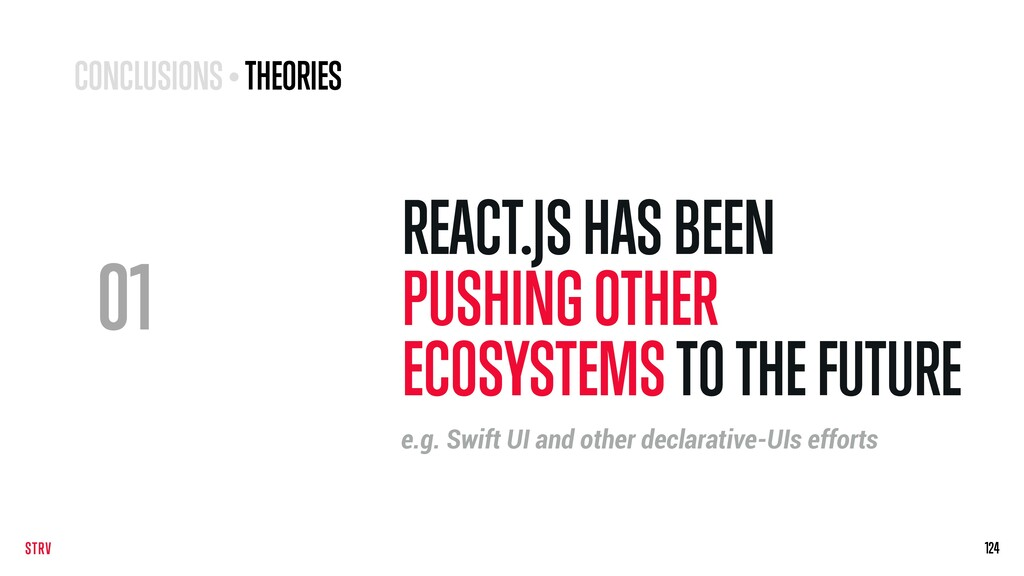 01 REACT.JS HAS BEEN PUSHING OTHER ECOSYSTEMS T...