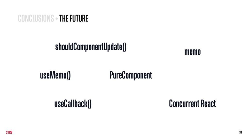 134 shouldComponentUpdate() PureComponent useMe...
