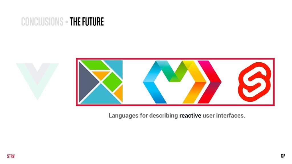 137 Languages for describing reactive user inte...