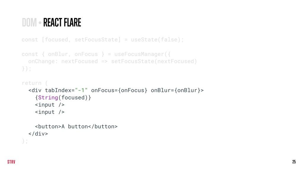 25 const [focused, setFocusState] = useState(fa...