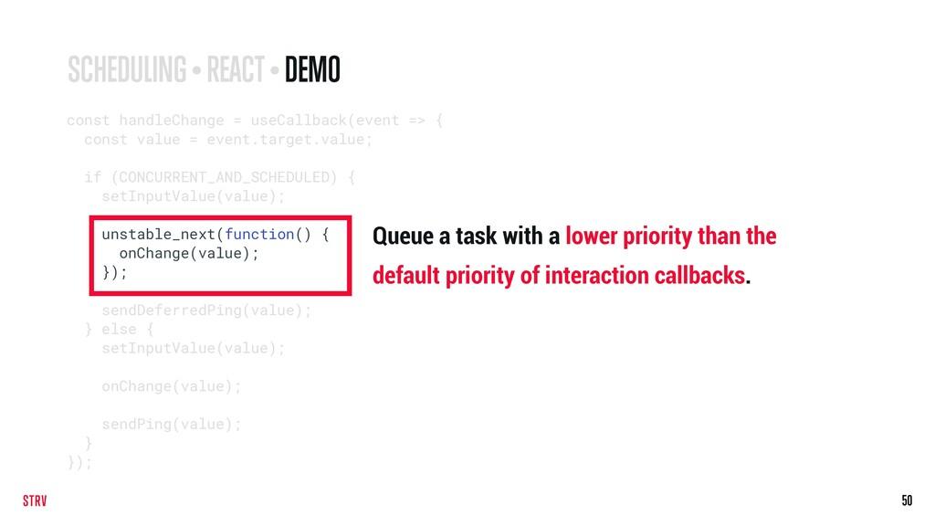 50 const handleChange = useCallback(event => { ...