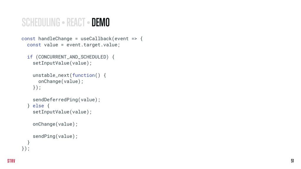 51 const handleChange = useCallback(event => { ...