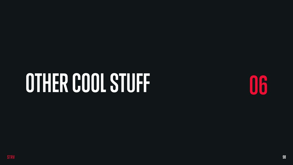 98 06 OTHER COOL STUFF
