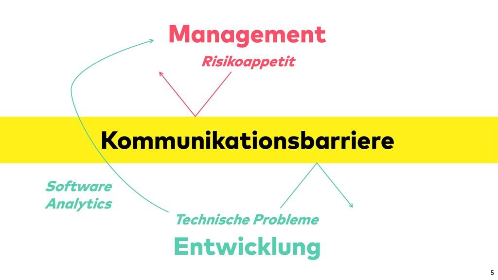 Management Entwicklung Kommunikationsbarriere R...