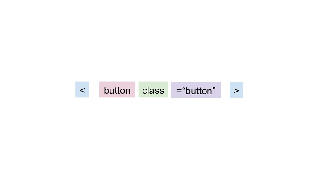 "< > button class =""button"""