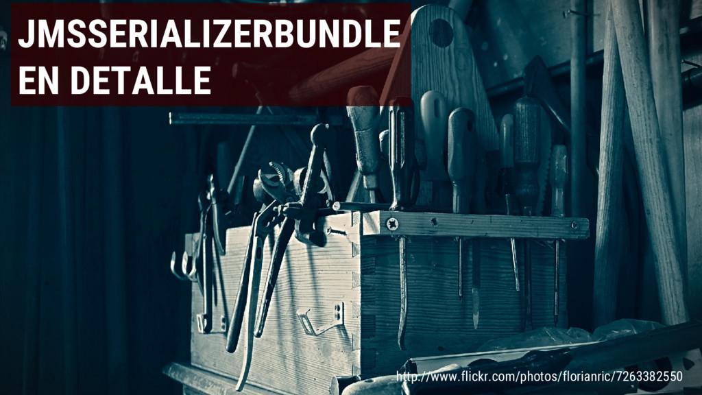 JMSSERIALIZERBUNDLE EN DETALLE http://www.flick...