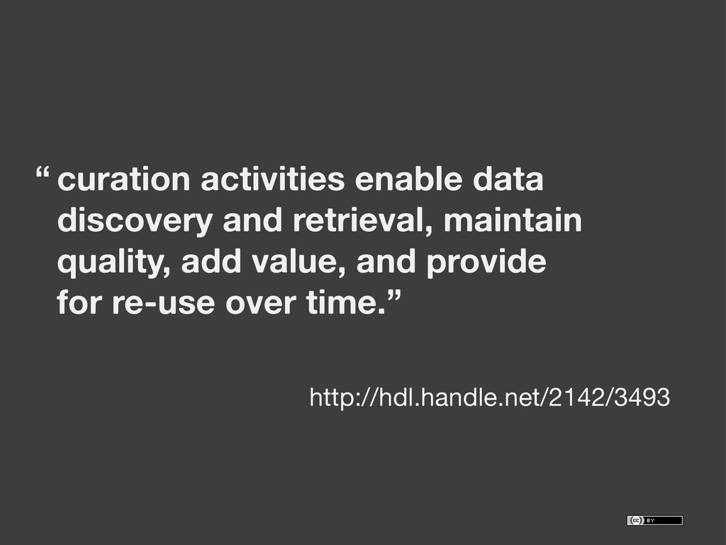 curation activities enable data discovery and r...