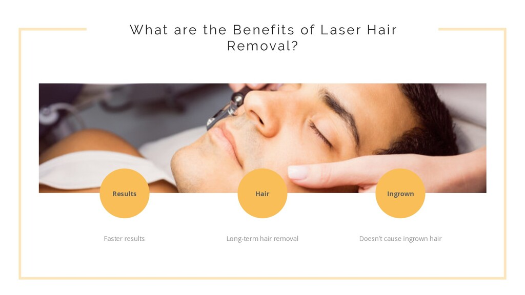 Results Faster results Long-term hair removal D...