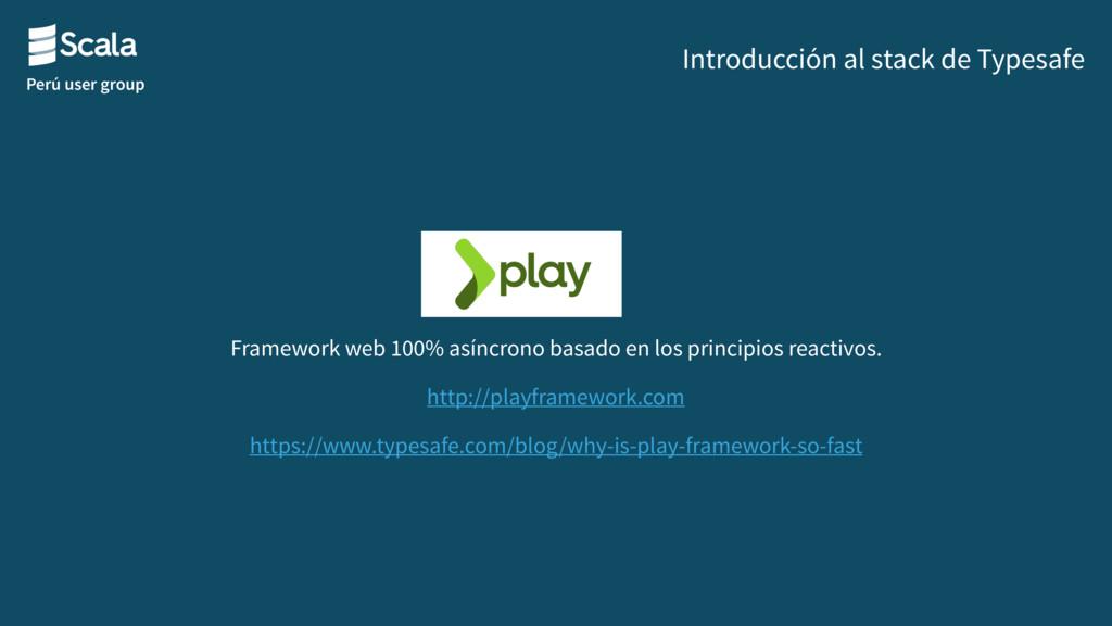 Perú user group Introducción al stack de Typesa...