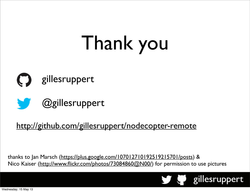 Thank you gillesruppert @gillesruppert http://g...