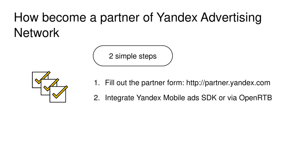 How become a partner of Yandex Advertising Netw...