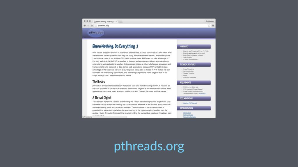 pthreads.org