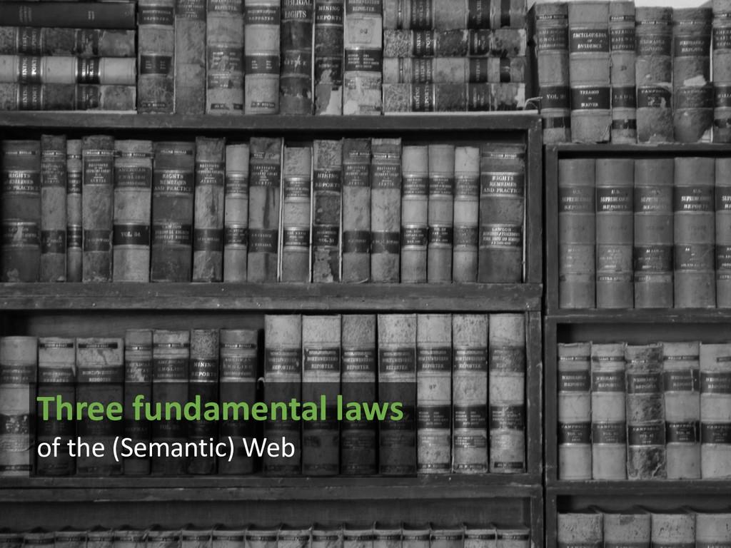 @arnoutboks #bgphp19 Three fundamental laws of ...