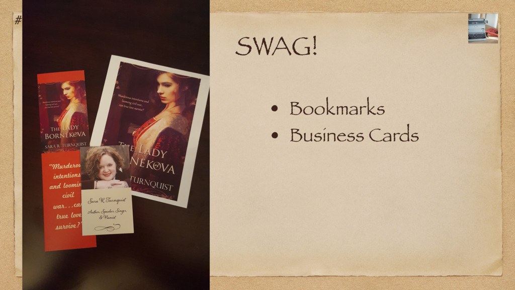#CCW2017 SWAG! • Bookmarks • Business Cards