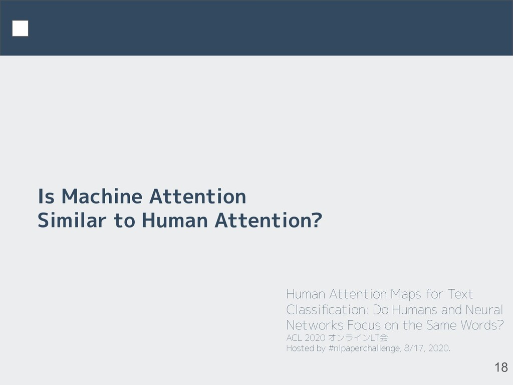 Human Attention Maps for Text Classification: Do...