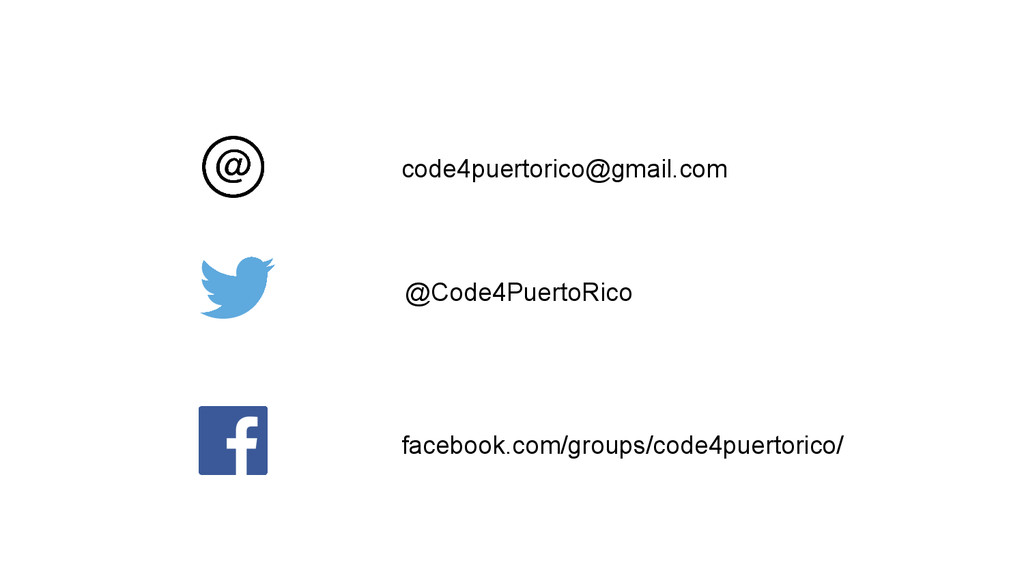 code4puertorico@gmail.com @Code4PuertoRico face...
