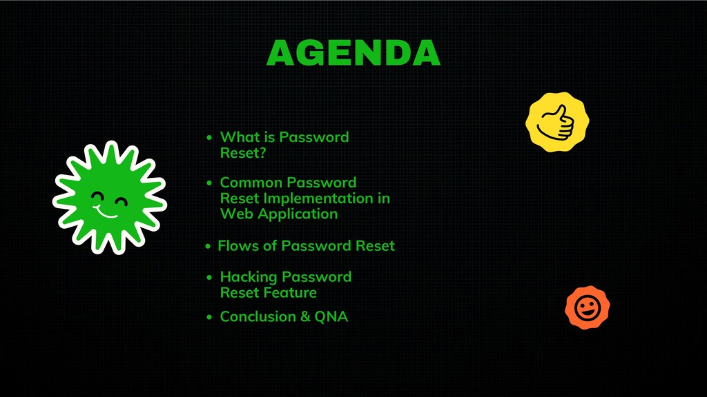 Conclusion & QNA What is Password Reset? Common...