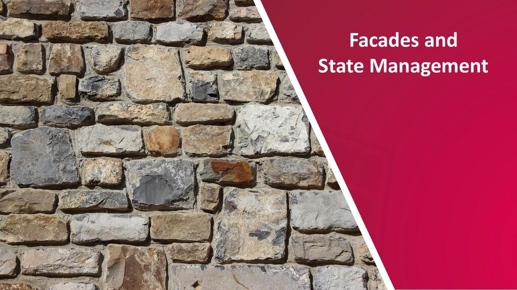 @ManfredSteyer Facades and State Management