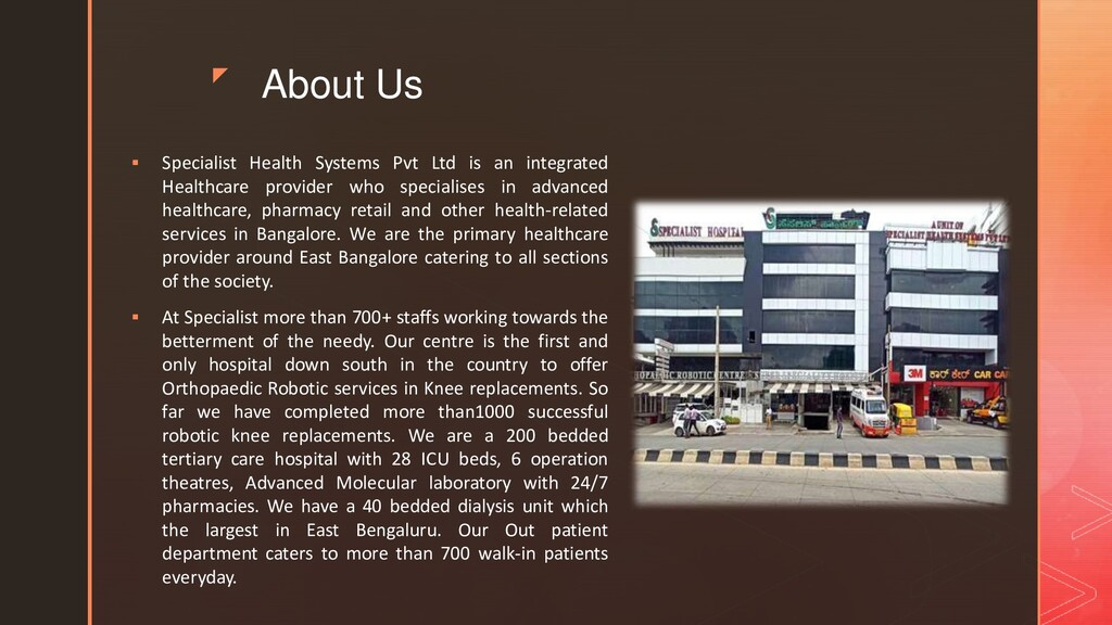 z About Us  Specialist Health Systems Pvt Ltd ...