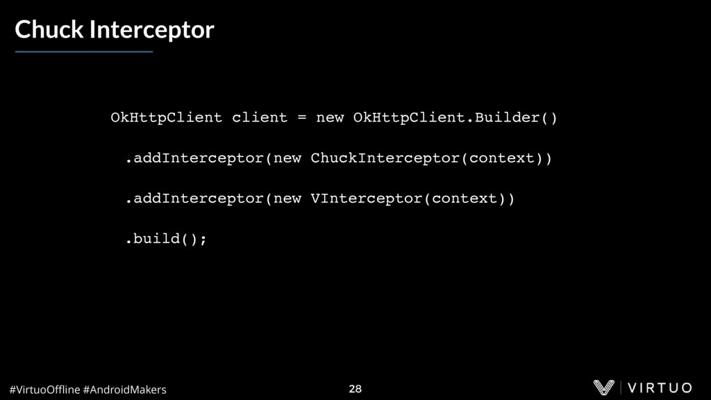 #VirtuoOffline #AndroidMakers 28 Chuck Intercepto...
